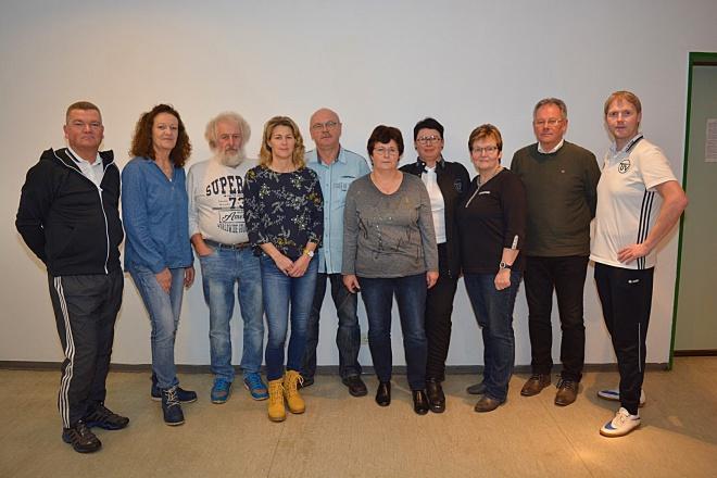 Foto: TSV-Vorstand